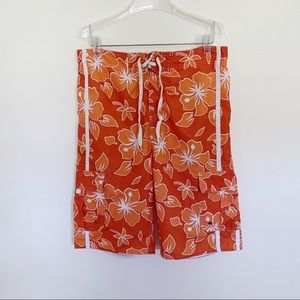 Boy's Ocean Pacific Board Swim Shorts